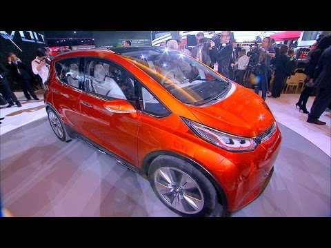 Car Tech – Chevrolet Bolt concept
