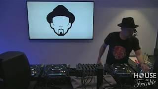 Louie Vega DJ set at House of Frankie HQ Milano