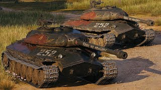 World of Tanks Object 252U Defender - 8 Kills 8K Damage