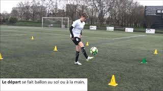 FESTIVAL U13 PITCH 2019 - Défi JONGLE Filles