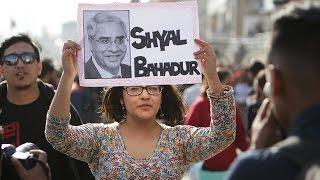 महाअभियोगको विरोध गर्न डोजर र्याली (फोटो/भिडियो)