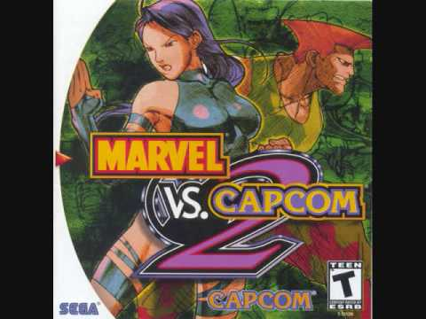 Marvel Vs. Capcom 2 - Swamp Stage (Looped)