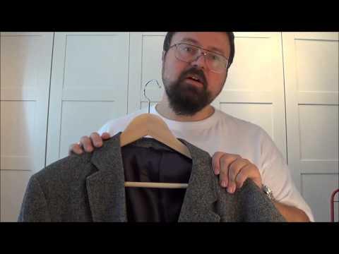 Wardrobe Essentials - Anzüge und Sakkos in Übergrößen