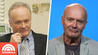 'The Office' Actor Creed Bratton Re-Creates Most Memorable Lines | TODAY Originals