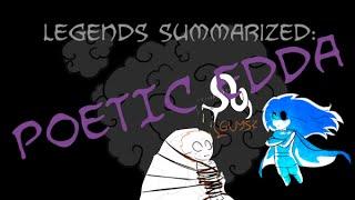 Legends Summarized: The Poetic Edda