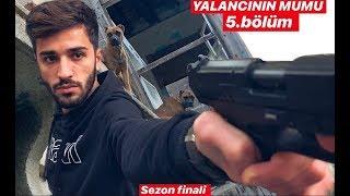 YALANCININ MUMU/5.bölüm ( komedi film) sezon finali