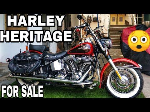 mp4 Harley Heritage Softail Bekas, download Harley Heritage Softail Bekas video klip Harley Heritage Softail Bekas