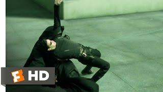 The Matrix - Rooftop Showdown