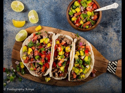 Minced Meat Tacos