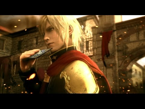 Final fantasy type 0 hd game movie  all cutscenes  1080p