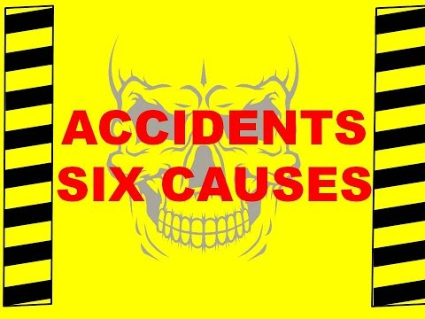 Accidents : Six Causes - Safety Training Video - Prevent Fatal Workplace Incidents