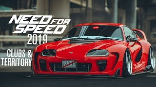 Need for Speed 2019: Clubs!
