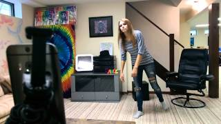 HTC Creatographer | Amymarie Gaertner: Modern Day Dancing Queen