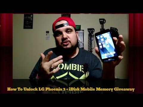 LG M150 Phoenix 3 unlock without root - смотреть онлайн на