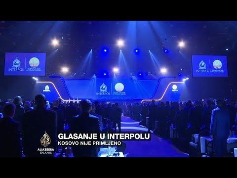 Kosovo nije primljeno u Interpol