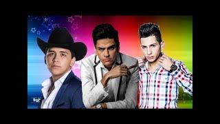 Christian Nodal , Crecer Geman , Virlan Garcia - 3 Grandes de la Musica Regional Mexicana