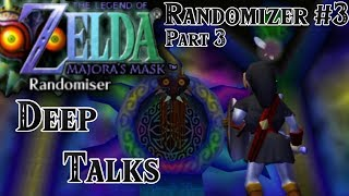 Zelda: Majora's Mask Randomizer 2019   Kafei's Quest - Part