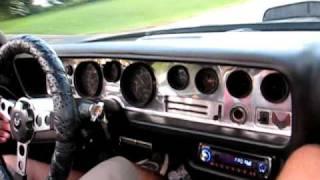 1978 Pontiac Trans Am 0-60