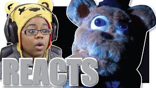 FNAF Musical Night 1 |  Feat. Markiplier | Random Encounters Reaction | AyChristene Reacts