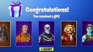 NEW FORTNITE UPDATE OUT NOW! NEW GIFTING SYSTEM IN FORTNITE TOMORROW! (FORTNITE BATTLE ROYALE)