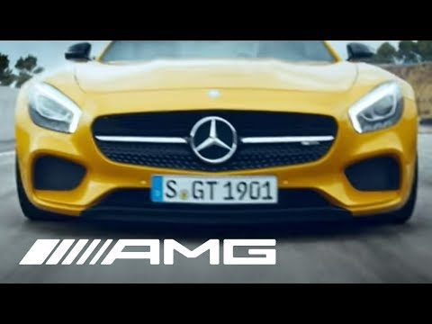 Mercedes-Benz Commercial for Mercedes-AMG GT (2015) (Television Commercial)