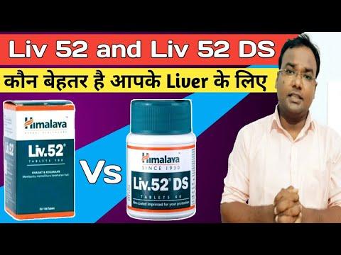 LIV 52 pagalba numetus svorio
