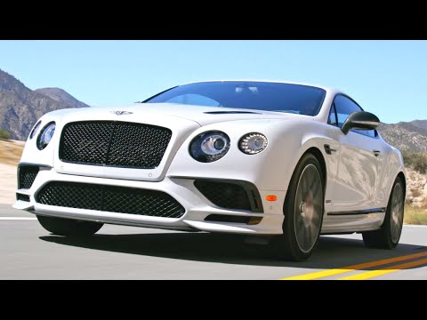 Ignition FULL EPISODE Bentley Continental Supersports