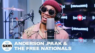 Anderson .Paak & The Free Nationals   Make It Better [Live @ SiriusXM]
