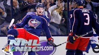 NHL Stanley Cup Playoffs 2019: Lightning vs. Blue Jackets   Game 4 Highlights   NBC Sports