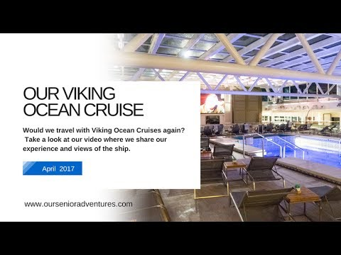 Our Viking Ocean Cruise Review