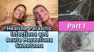 Healing Parasitic Infections & Acute Morgellons Symptoms Part 1   Lecture   Dr. Robert Cassar