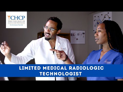 Become a Limited Medical Radiologic Technologist   CHCP - YouTube