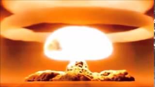 Российская межконтинентальная баллистическая ракета поражает цель