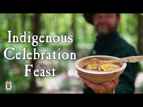 Venison and Corn – 265 Year Old Party Food!