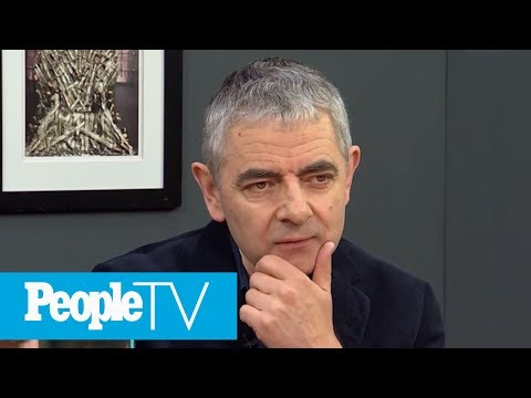 Rowan Atkinson Reflects On His Movie 'Four Weddings And A Funeral' | PeopleTV