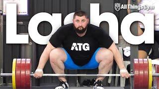 Lasha Talakhadze - Strongest Man in the World 207kg Snatch 250kg Clean & Jerk Session