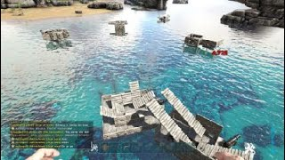ARK: Battle Prim War Boat Revoltgaming