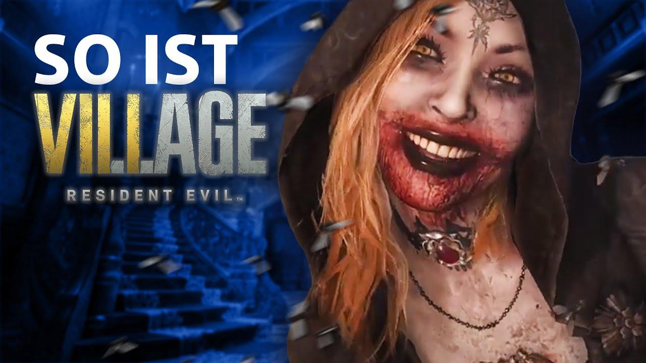 Resident Evil Village: Die drei Töchter der Lady Dimitrescu