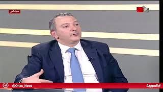 حاكم مصرف سورية المركزي الدكتور حازم قرفول 20062019
