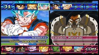 VEGETTO DERROTADO POR KANBA !? - Dragon Ball Z Budokai Tenkaichi 3 (MOD HEROES)