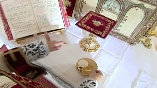 Mystical Significance of the Paten