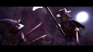 Lego Bloodborne - Самоделка Свалка Ярнама (Битва Охотника и Чудовища)