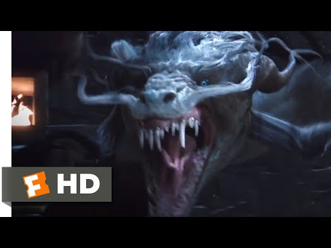47 Ronin (2013) - Samurai vs. Dragon Scene (9/10) | Movieclips