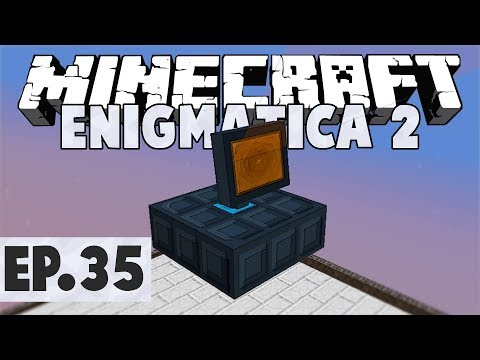 Enigmatica 2 Expert Skyblock - Stone Condenser - смотреть онлайн на