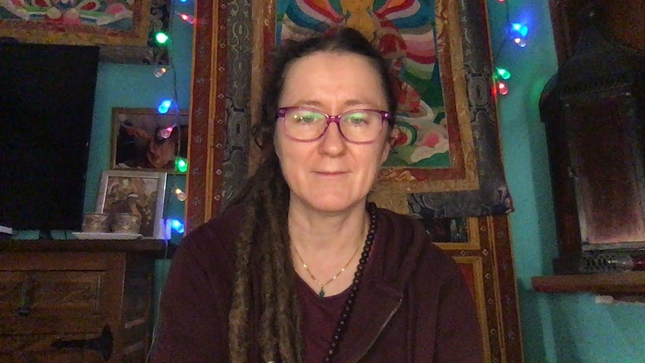 Lama Gangchen Tantric Self-Healing 2- Commentary by Lama Caroline - part 29 (EN)