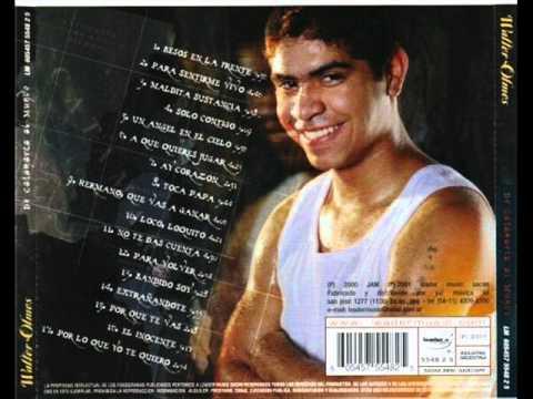 walter olmos por lo que yo te quiero (cd pura sangre)