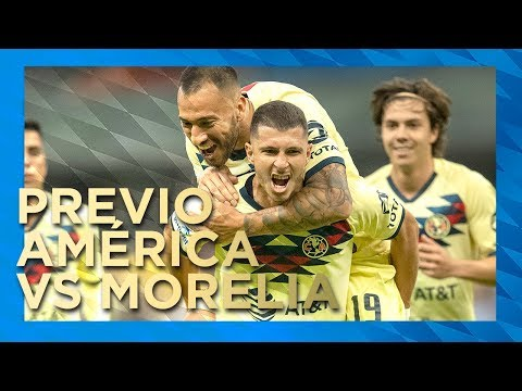 EN VIVO -  América Vs Morelia // Previo