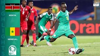 HIGHLIGHTS: Kenya vs. Senegal