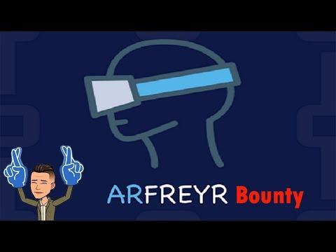 Ganhe R$66,00 Reais no TOP Bounty da Arfreyr, CORRE!