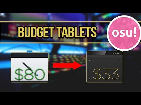 osu! What is the best budget tablet? Looking for the best cheap tablet?